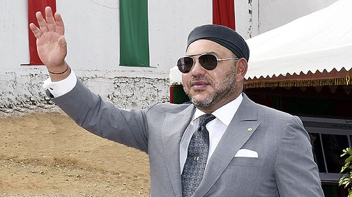 Photo of Mohammed VI « probablement » à Dakhla jusqu'à mercredi